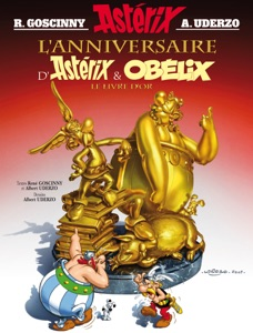 Asterix - L'anniversaire d'Astérix et Obélix - n°34 Book Cover
