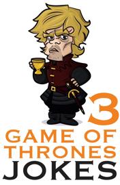 Game of Thrones Jokes book