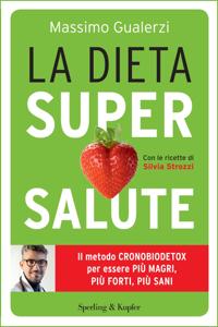 La dieta supersalute Libro Cover