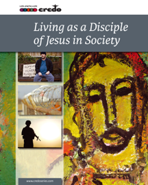 Living as a Disciple of Jesus in Society