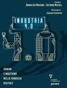 Industria 4.0 Copertina del libro