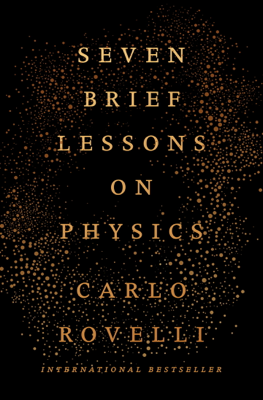 Seven Brief Lessons on Physics - Carlo Rovelli book