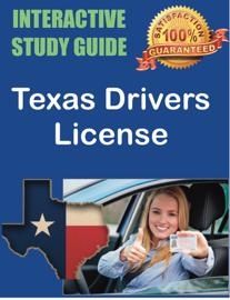 Texas Drivers Handbook book