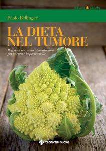 La dieta nel tumore Libro Cover