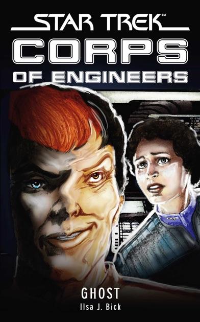 Star Trek Corps Of Engineers Ghost By Ilsa J Bick On Apple Books