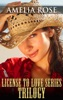 License to Love Series:Trilogy (Western Cowboy Romance)