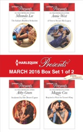 Harlequin Presents March 2016 Box Set 1 Of 2
