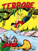 Zagor. Terrore Book Cover