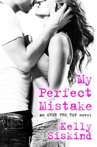 My Perfect Mistake Boekomslag
