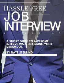 Free Job Interview Blueprint book