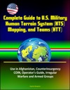 Complete Guide To US Military Human Terrain System HTS Mapping And Teams HTT - Use In Afghanistan Counterinsurgency COIN Operators Guide Irregular Warfare And Armed Groups