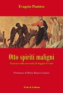 Otto spiriti maligni Libro Cover