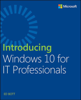 Ed Bott - Introducing Windows 10 for IT Professionals artwork