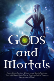 Gods and Mortals book