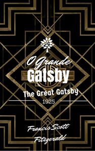 O Grande Gatsby Book Cover