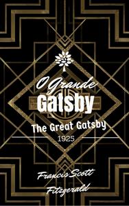 O Grande Gatsby Book Cover