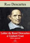 Lettre De Ren Descartes  Gisbert Voet