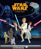 Lucasfilm Press - Star Wars Classic Stories: A New Hope artwork
