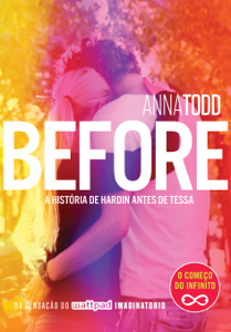 Before Book Cover