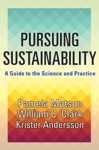 Pursuing Sustainability