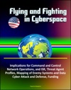 Flying And Fighting In Cyberspace Implications For Command And Control Network Operations And ISR Threat Agent Profiles Mapping Of Enemy Systems And Data Cyber Attack And Defense Funding