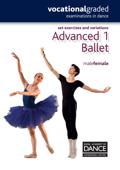 Advanced 1 Ballet Book Cover