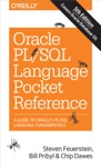 Oracle PLSQL Language Pocket Reference