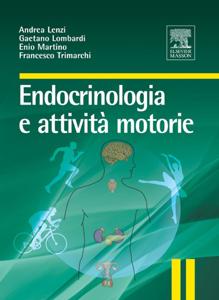 Endocrinologia e attività motorie Libro Cover
