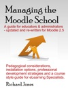 Managing The Moodle 25 School