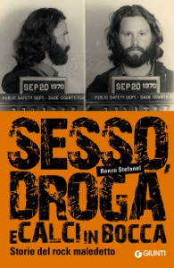 Sesso, droga e calci in bocca da Renzo Stefanel