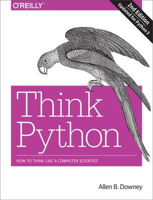 Think Python - Allen B. Downey book