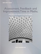 Assessment, Feedback And Improvement Time In Maths