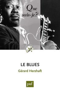 Le blues La couverture du livre martien