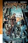 Jim Butchers The Dresden Files Wild Card 1 Of 6