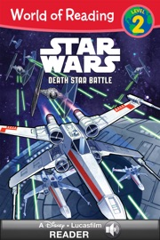 WORLD OF READING STAR WARS: DEATH STAR BATTLE