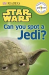 DK Readers L0 Star Wars Can You Spot A Jedi