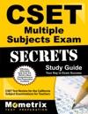 CSET Multiple Subjects Exam Secrets Study Guide