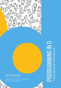 Programming in D Boekomslag