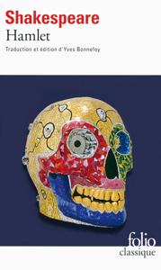 Hamlet (édition enrichie) La couverture du livre martien