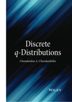 Discrete q-Distributions.