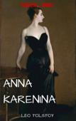 Anna Karenina Book Cover