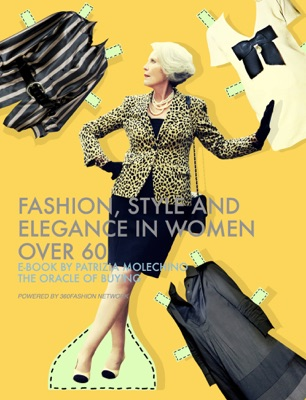 Fashion, Style and Elegance in Women Over 60