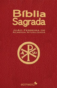 Bíblia sagrada Book Cover