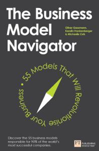 The Business Model Navigator Couverture de livre