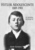Javier Cosnava - El Joven Hitler II (Hitler adolescente) ilustración