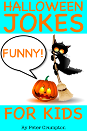 Funny Halloween Jokes For Kids book
