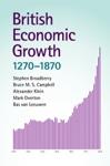 British Economic Growth 12701870