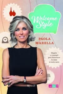 Welcome style Copertina del libro