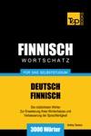 Deutsch-Finnischer Wortschatz Fr Das Selbststudium 3000 Wrter