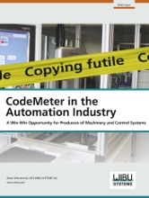 CodeMeter In The Automation Industry